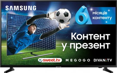 Телевізор LED Samsung UE43NU7090UXUA (Smart TV, Wi-Fi, 3840x2160)