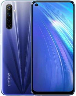 Смартфон Realme Realme 6 8/128GB Blue (RMX2001 Blue)
