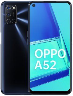 Смартфон OPPO A52 4/64GB Twilight Black