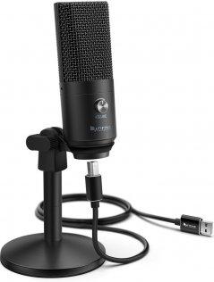 Мікрофон Fifine K670B USB Black