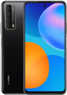 Смартфон Huawei P Smart 2021 4/128GB Midnight Black