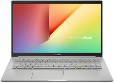 Ноутбук ASUS VivoBook K513EA-BQ165 Transparent Silver