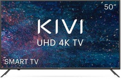 Телевізор LED Kivi 50U600KD (Smart TV, Wi-Fi, 3840x2160)