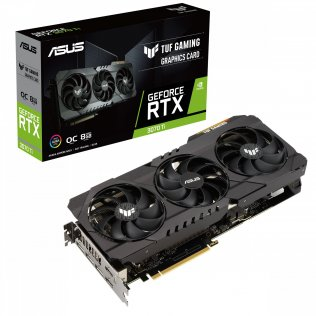 Відеокарта ASUS GeForce RTX 3070 Ti OC Edition (TUF-RTX3070TI-O8G-GAMING)