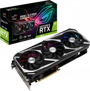 Відеокарта ASUS RTX 3060 ROG Strix V2 OC Edition Gaming (STRIX-RTX3060-O12G-V2-GAMING)