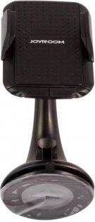 Кріплення для мобільного телефону JoyRoom JR-ZS107 присоска чорне