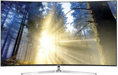 Телевізор LED Samsung UE55KS9000UXUA (Smart TV, Wi-Fi, 3840x2160)