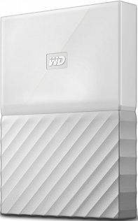 Зовнішній жорсткий диск Western Digital My Passport 1 ТБ білий