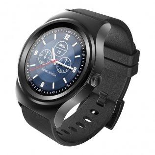 Смарт годинник SMA Round чорний