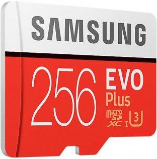 Флешка USB Samsung Evo Plus Micro SDXC 256GB MB-MC256GA/RU