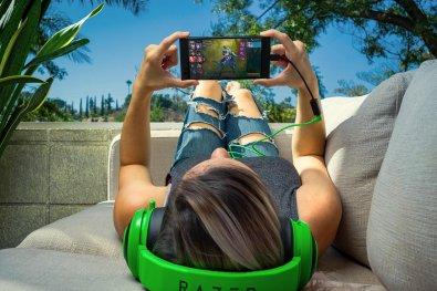 Смартфон Razer Phone 8/64GB Black