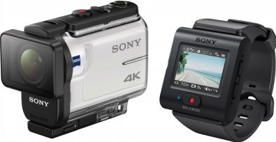 Екшн-камера Sony FDR-X3000 with RM-LVR3 (FDRX3000R.E35)