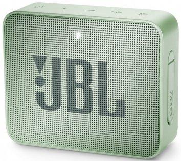 Портативна акустика JBL GO 2 Seafoam Mint (JBLGO2MINT)