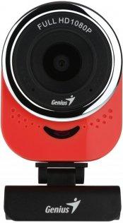 Web-камера Genius QCam 6000 Red (32200002401)