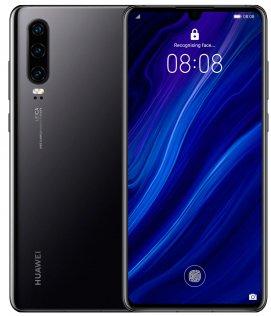 Смартфон Huawei P30 6/128GB 51093NDK Black
