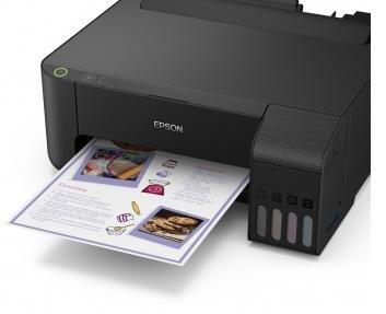 Струменевий кольоровий принтер Epson L1110 A4