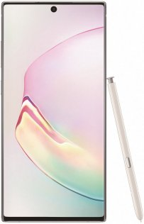 Смартфон Samsung Galaxy Note 10 Plus N975 12/256GB SM-N975FZWDSEK Aura White