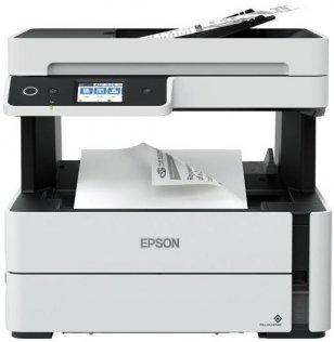Багатофункціональний пристрій Epson M3170 with Wi-Fi (C11CG92405)