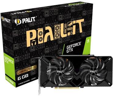 Відеокарта Palit GTX 1660 Super GP OC (NE6166SS18J9-1160A)