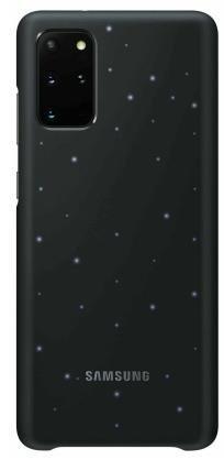 Чохол-накладка Samsung для Galaxy S20 Plus (G985) - LED Cover Black