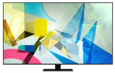 Телевізор Samsung QE55Q80TAUXUA (Smart TV, Wi-Fi, 3840x2160)