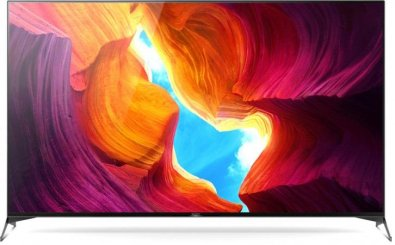 Телевізор LED Sony KD49XH9505BR (Smart TV, Wi-Fi, 3840x2160)