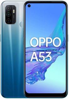 Смартфон OPPO A53 4/64GB Blue (CPH2127 Blue)