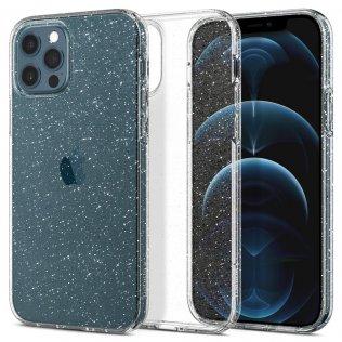 Чохол-накладка Spigen для iPhone 12/12 Pro - Liquid Crystal Glitter Chrystal Quartz