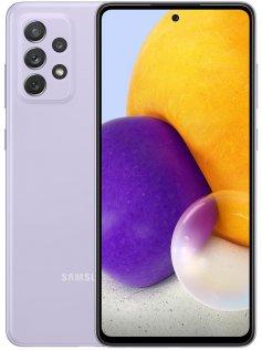 Смартфон Samsung Galaxy A72 6/128GB Awesome Violet