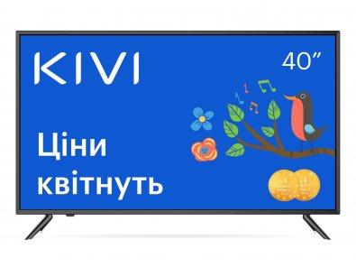 Телевізор LED Kivi 40U600KD (Smart TV, Wi-Fi, 3840x2160)