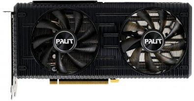 Відеокарта Palit RTX 3060 Dual (NE63060019K9-190AD)