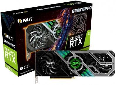 Відеокарта Palit RTX 3070 Ti GamingPro (NED307T019P2-1046A)