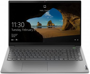 Ноутбук Lenovo ThinkBook 15 G3 ACL 21A40092RA Mineral Grey