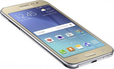 Смартфон Samsung Galaxy J2 J200H золотий