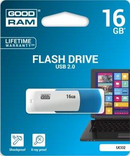 Флешка USB GoodRam MIX 16 ГБ
