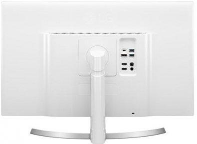 Монітор LG 27UD88 (27UD88-W) білий