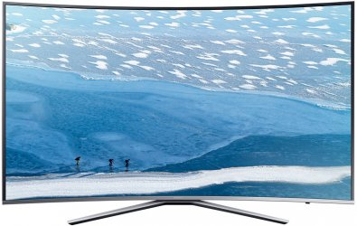 Телевізор Samsung UE43KU6500UXUA (Smart TV, Wi-Fi, Curved, 3840x2160)