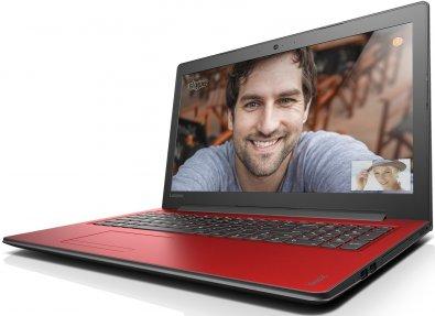 Ноутбук Lenovo IdeaPad 310-15ISK (80SM014BRA) червоний