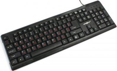 Клавіатура Maxxter KB-209-U чорна