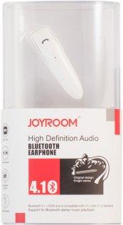 Гарнітура JoyRoom JR-Y101 біла