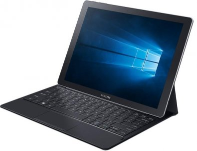 Планшет Samsung Galaxy TabPro S (SM-W708NZKASER) чорний