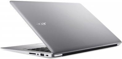 Ноутбук Acer SF314-51-363V (NX.GKBEU.025) сріблястий