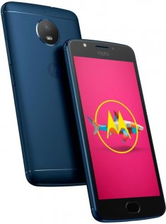 Смартфон Motorola Moto E XT1762 Blue