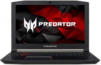 Ноутбук Acer Predator Helios 300 PH315-51-729V NH.Q3FEU.033 Obsidian Black