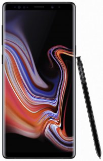 Смартфон Samsung Galaxy Note 9 N960F 6/128GB SM-N960FZKDSEK Midnight Black