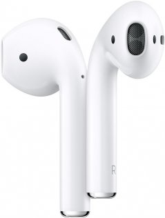 Гарнітура Apple AirPods 2019 with Charging Case White
