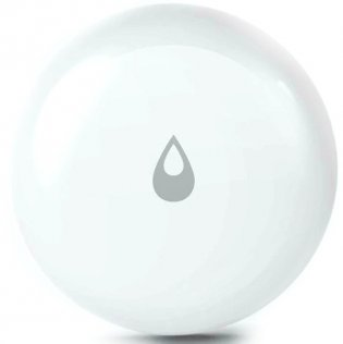 Датчик залиття Xiaomi Mi Smart Home Water Leak Sensor White (SJCGQ11LM/AS010CNW01)