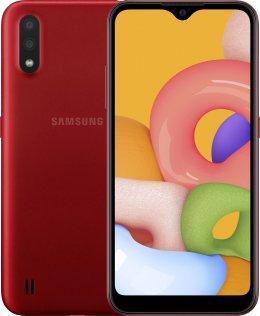 Смартфон Samsung Galaxy A01 A015 2/16GB SM-A015FZRDSEK Red