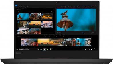 Ноутбук Lenovo ThinkPad E14 20RA000WRT Black