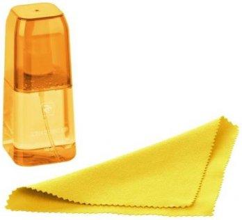 Набір для чищення 2E LUX CLEAN 100ml Liquid для LED / LCD + серветка Yellow